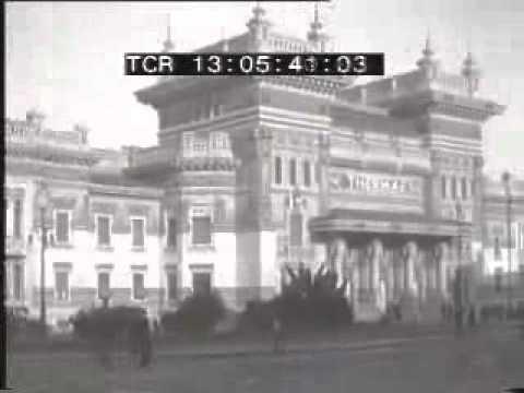 Asfaltatura della Via Emilia - anni '20