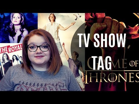 Download Youtube: TELEVISION SHOWS TAG [CC]