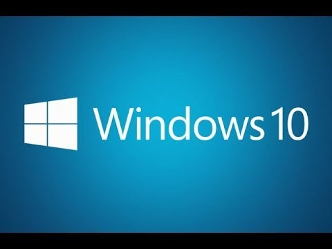 How to change the registered name and account username in Microsoft Windows 10 (1080p)
