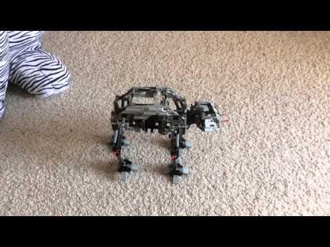 Lego MindStorm AT-AT