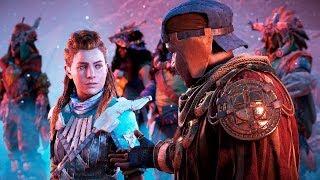 Horizon Zero Dawn: The Frozen Wilds — Русский трейлер игры (Субтитры, 2017)