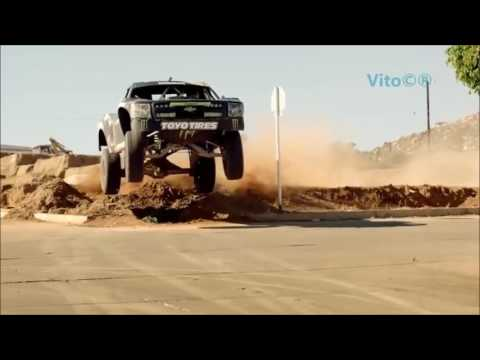 Alan Walker   Faded Tiësto Bootleg And Crazy Offroad Drive  Vito ©®   YouTube 480p