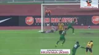 Malaysia vs Saudi Arabia 1 - 2 | World Cup 2018 Qualification (Group A)