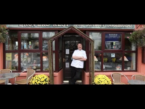 Greentraveller Video of The Drovers Rest Restaurant, Powys, Wales