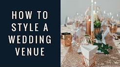 Wedding Styling Tutorial: 5 Things to Consider When Styling a Wedding Table