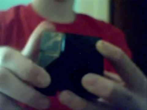 half truncated cube (unstickered)