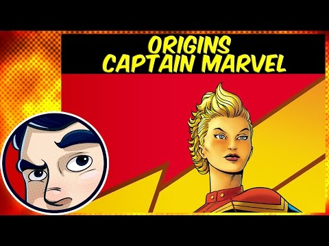 Captain Marvel - Origins /KYU