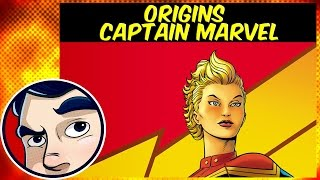 Captain Marvel - Origins /KYU
