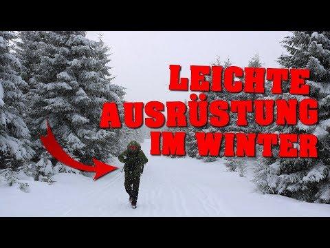 LOADOUT: AUSRÜSTUNG WINTERWANDERN | **Reupload** | Trekking | Hiking