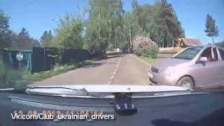 Подборка аварий Лето 2012 Часть 2