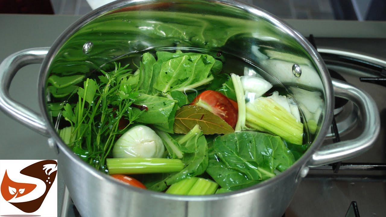 Come fare in casa il dado vegetale - La Cucina Italiana
