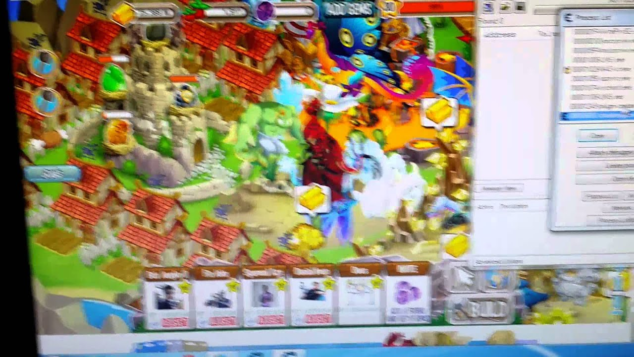 Dragon city hack gold cheat engine 6.2 - YouTube - photo#3