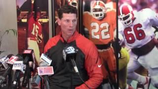 TigerNet.com - Brent Venables previews Alabama