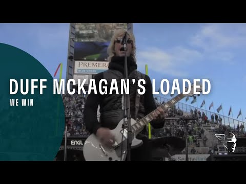 Duff McKagan's Loaded – We Win (Live)
