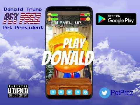 Donald Trump Pet Prez - QAnon - Aplikacije na Google Playu