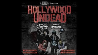 Hollywood Undead - Day Of The Dead - Lyrics
