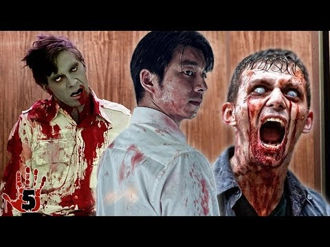 Top 5 Scariest Zombie Horror Movies Of All Time