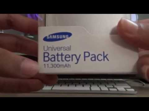 SAMSUNG 11,300 mAh Portable Battery Bank