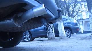 Глушитель Saab 9000 на ООА