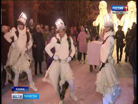 Куда пойти в Казани на Новый год
