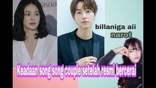Begini keadaan song song couple setelah bercerai- Prediksi tarot untuk song song couple