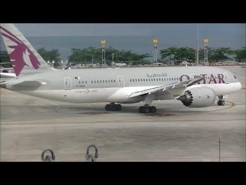 Stunning Phuket Airport Planespotting- Takeoffs and Terminal spotting