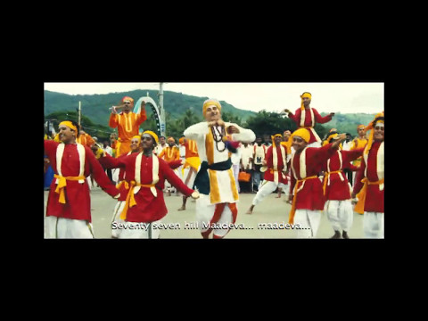"Sridhar in the Kannada film "" Kamsale Kaisale"""