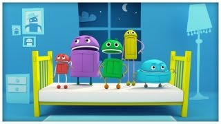 """Jumping on the Bed"" Classic Songs by StoryBots"