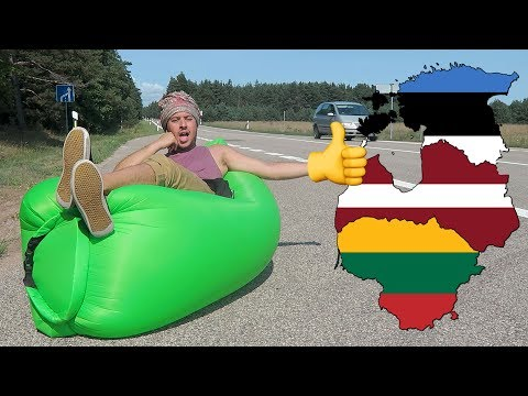 Lithuania / Latvia / Estonia - Baltic Tour - LIKE A BOSS