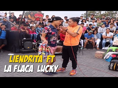 Liendrita Ft La Flaca Lucky Ll Show Completo Desde La Alameda Chabuca Granda