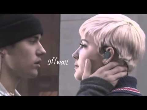 Ashley Frangipane and Justin Bieber [I'll wait]