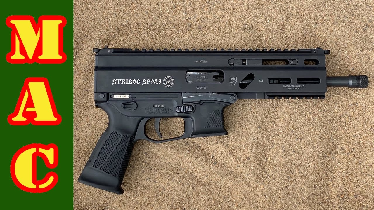 Gauntlet Test: Stribog SP9A3 Roller Delayed PCC