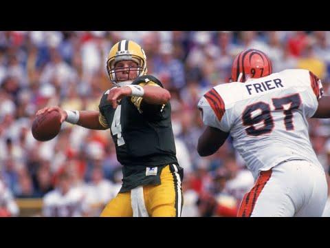 "Green Bay vs. Cincinnati ""Favre's First Comeback"" (1992 Week 3) Green Bay's Greatest Games"