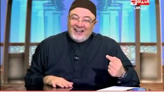 """فيديو.. """"خالد الجندي"""" يكشف عن رد غير متوقع لمنتج سينمائي عن أفلام العري"""