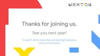 Google Cloud Next '18: Day 3 Next Live Show