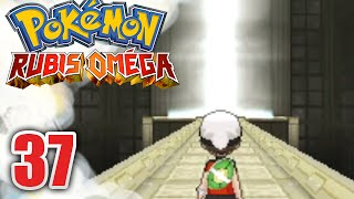POKÉMON RUBIS OMÉGA #37 - La LIGUE POKEMON !