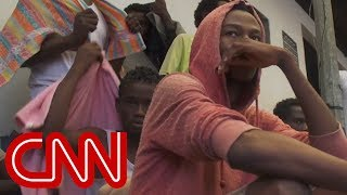 Migrants being sold as slaves in Libya thumbnail