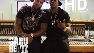 "Lil Boosie Young Jeezy Style Beat Gangsta Instrumental "" War Zone "" - SaruBeatz"
