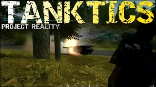 Project Reality - TANKTICS