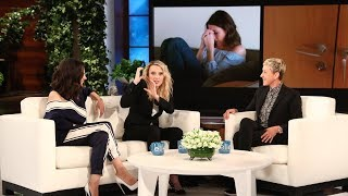 Mila Kunis, Kate McKinnon and Ellen Share Their