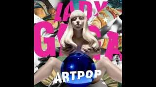 Watch Lady Gaga Artpop video