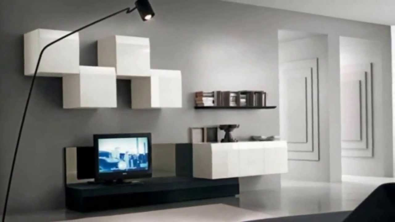 Modern TV Wall Units [HD]   YouTube