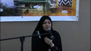 Sharifah Khasif in Cape Town South Africa