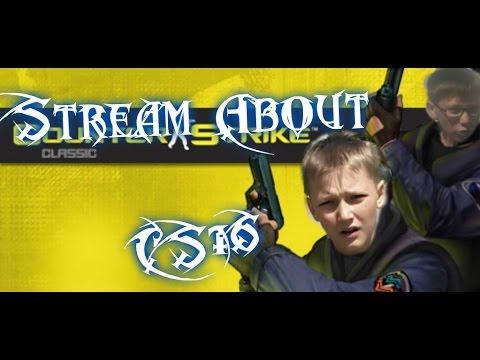 Пьяные подростки играют в Counter-Strike; Counter-Strike:Global Offensive ; Dota 2
