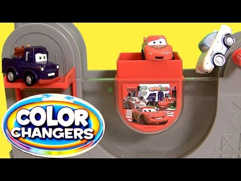 Tomica Cars  Color Changers