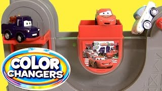 Tomica Disney Cars 2 Color Changers Takara Tomy thumbnail