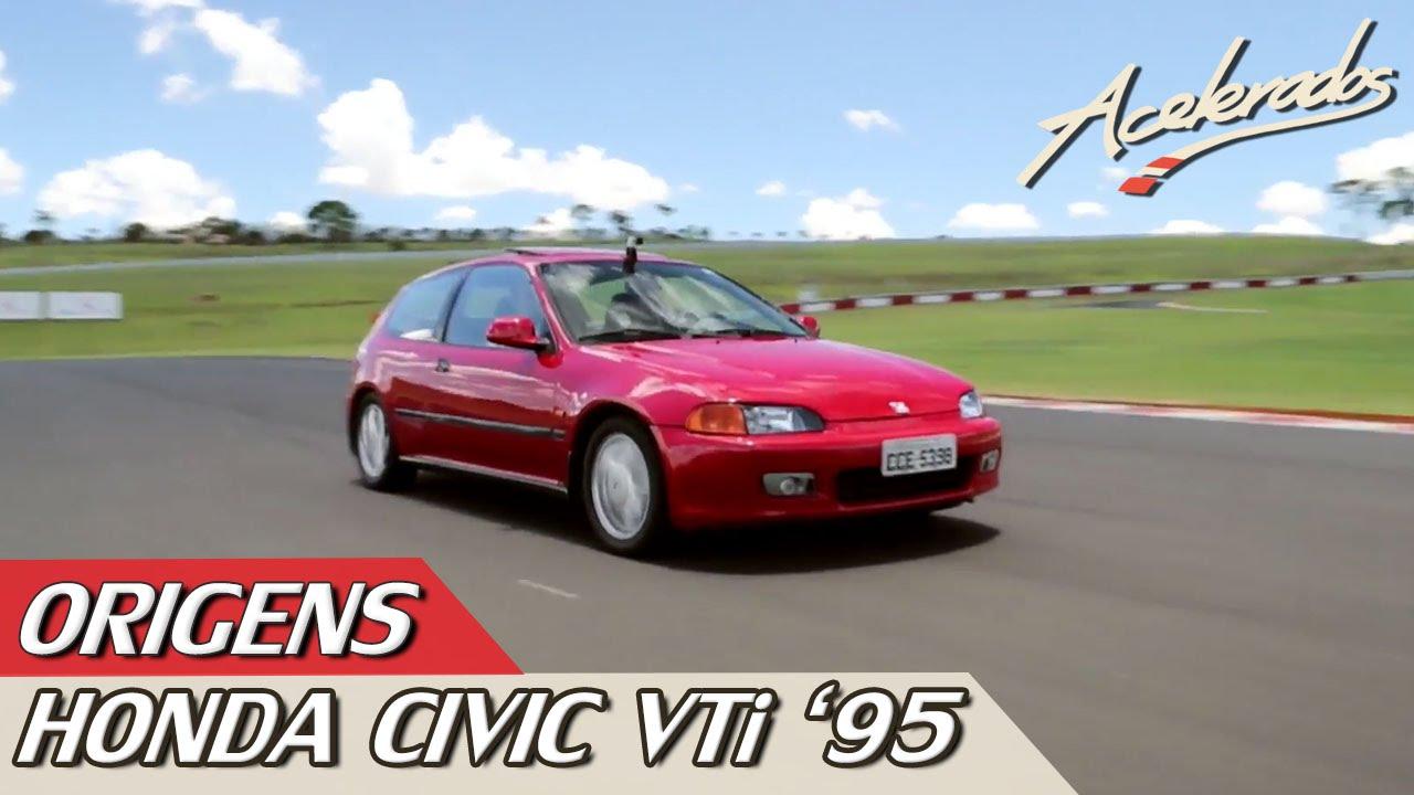 Origens  2 - Honda Civic Vti  U0026 39 95
