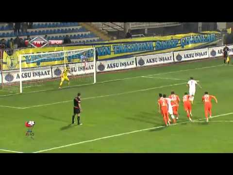34.Hafta   Bucaspor'umuz 1-3 Adanaspor   Maç Özeti   PTT 1.Lig(2013-2014)