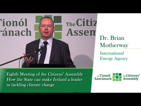 Brian Motherway - Session 2: How would I heat power & service my home & place of work?