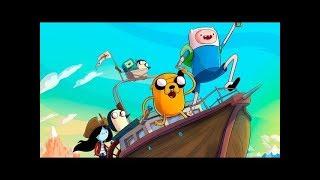 Adventure Time Pirates of the Enchiridion #1 El reino de Ooo Hundido